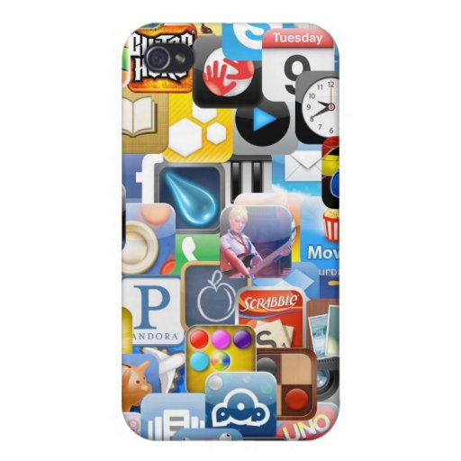 apps iPhone 4 cases