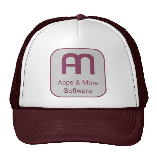 Apps & More Corporate Logo Trucker's Hat