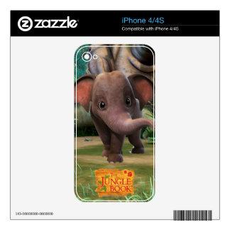 Appu iPhone 4S Decal