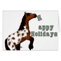 'Appy Holidays' Card