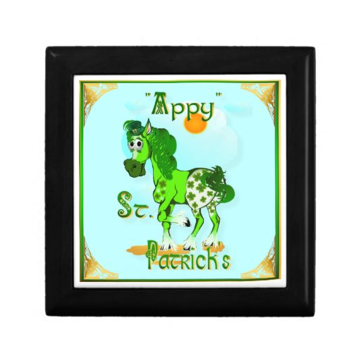 """""""Appy"""" St. Patrick's  Gift Boxes"""