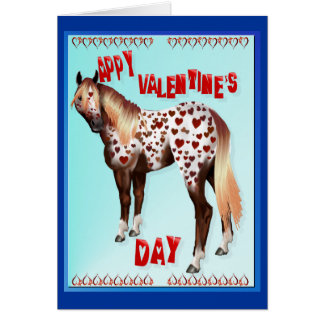 'Appy Valentine's Day-'Appy Day Greeting Card