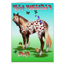'Appy Valentine's Day - b Card