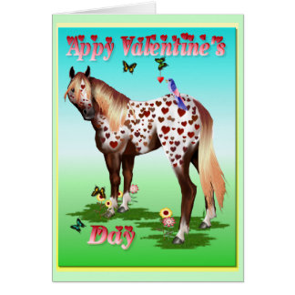 'Appy Valentine's Day Greeting Card