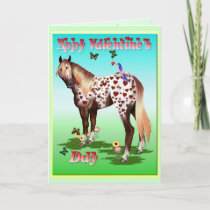 'Appy Valentine's Day Holiday Card