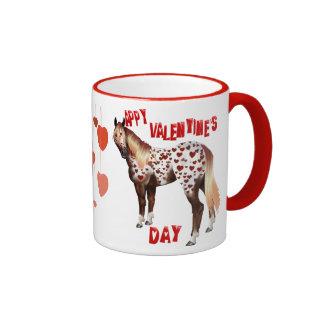 'Appy Valentine's Ringer Mug