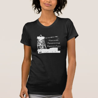 APR ladies vintage black T-Shirt