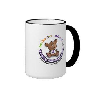 Apraxia of speech awareness mug