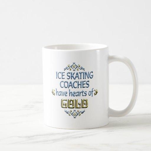Aprecio del coche del patinaje de hielo taza de café