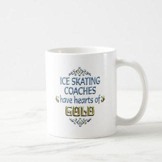 Aprecio del coche del patinaje de hielo taza clásica