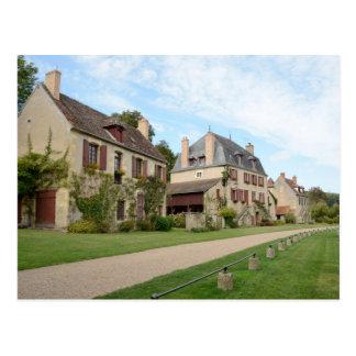 Apremont-sur-Allier Postcard