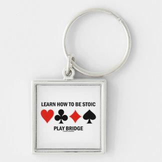 Aprenda cómo ser puente estoico del juego (los jue llaveros