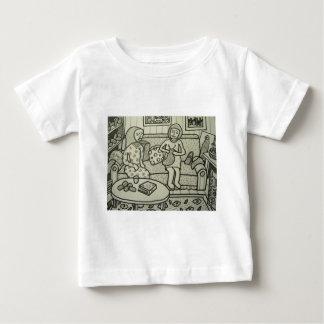 Aprenda hacer punto a BT Piliero Camisas