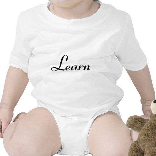 Aprenda Trajes De Bebé