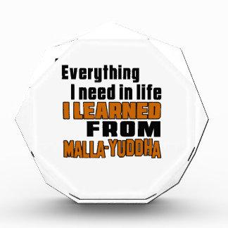Aprendí de Malla-yuddha