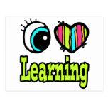 Aprendizaje brillante del amor del corazón I del o