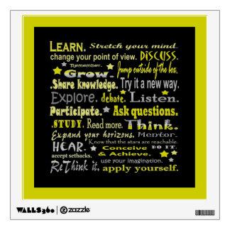 aprendizaje del collage de las palabras