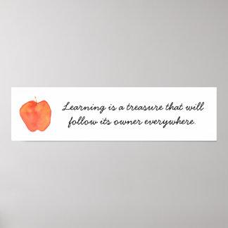 Aprendizaje…. Póster