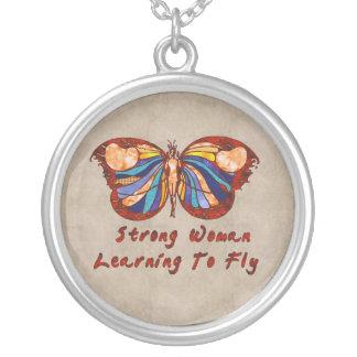 Aprendizaje volar colgante redondo