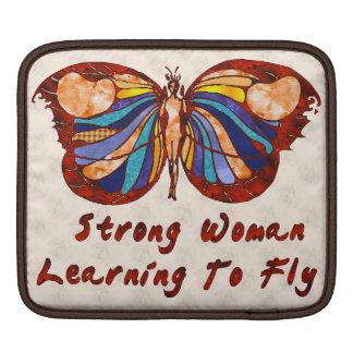 Aprendizaje volar funda para iPads