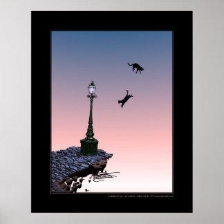 Aprendizaje volar póster