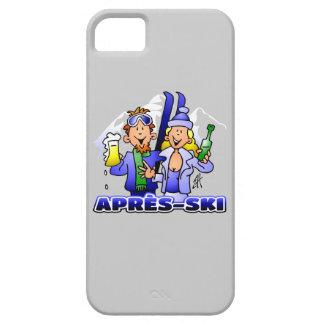 Après-esquí Funda Para iPhone SE/5/5s