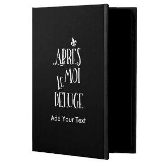 Apres Moi Le Deluge - Funny Retirement Powis iPad Air 2 Case
