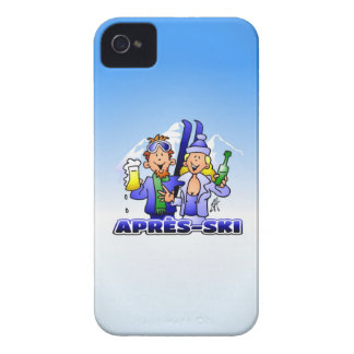 Après-ski iPhone 4 Case-Mate Case