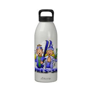 Après-ski Water Bottles