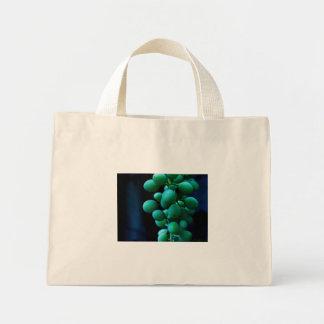 apretón en las uvas bolsa lienzo