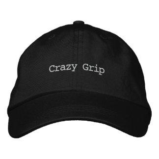 Apretón loco gorra de béisbol