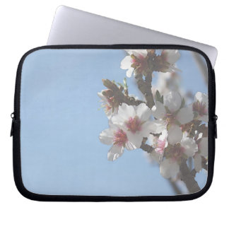 Apricot Blooms Computer Sleeve
