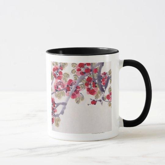 Apricot Blossoms Mug