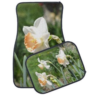 Apricot Daffodils Car Mats Floor Mat