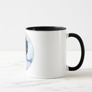 Apricot Mastiff Portrait Mug