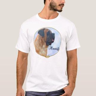 Apricot Mastiff Portrait T-Shirt