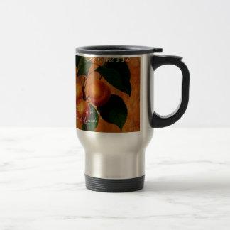 Apricot Mousse Travel Mug