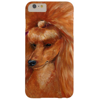Apricot poodle barely there iPhone 6 plus case