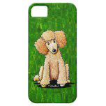Apricot Poodle iPhone 5 Cases