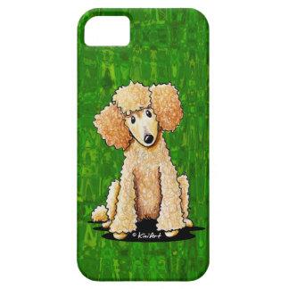 Apricot Poodle iPhone SE/5/5s Case