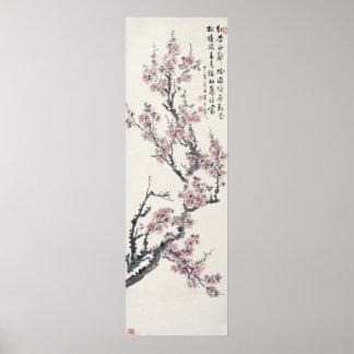 Apricot Print