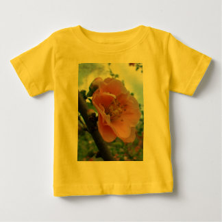 APRICOT QUINCE BLOOM INFANT T-SHIRT