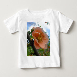 APRICOT QUINCE BLOOM TEE SHIRT