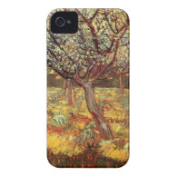 Apricot Trees in Blossom by Van Gogh Case-Mate iPhone 4 Case