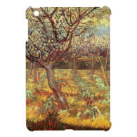 Apricot Trees in Blossom by Van Gogh iPad Mini Cover