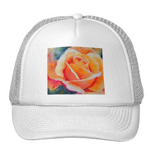 Apricot Trucker Hat