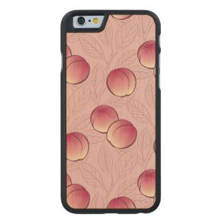 Apricots Carved Maple iPhone 6 Slim Case