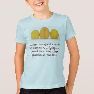 Apricots kids shirt
