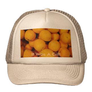 Apricots Trucker Hat