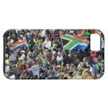 Apriete el tiro en un juego de fútbol, con surafri iPhone 5 Case-Mate protector
